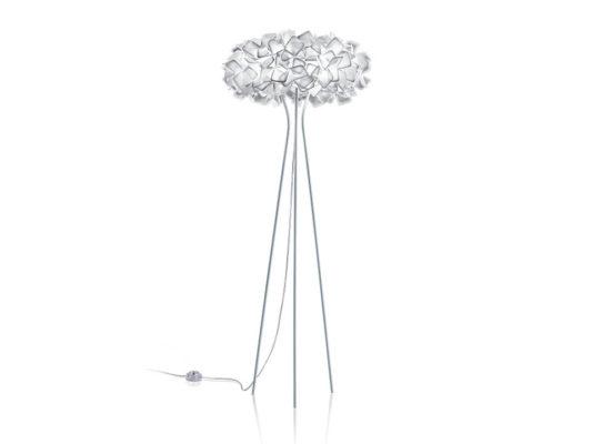 clizia FLOOR LAMP BIANCO